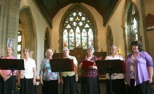 The Advertiser Series: Musicality performing in Leyburn in 2009