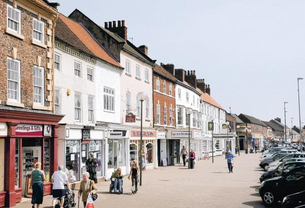 The Advertiser Series: Northallerton High Street. As a blueprint for the regeneration of town is unveiled, businesses are invited to new information-sharing events