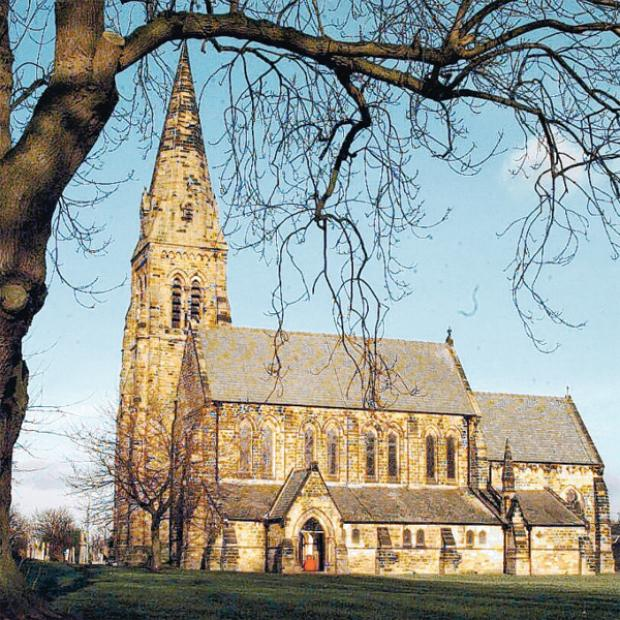 The Advertiser Series: St Mary's Church, West Rainton