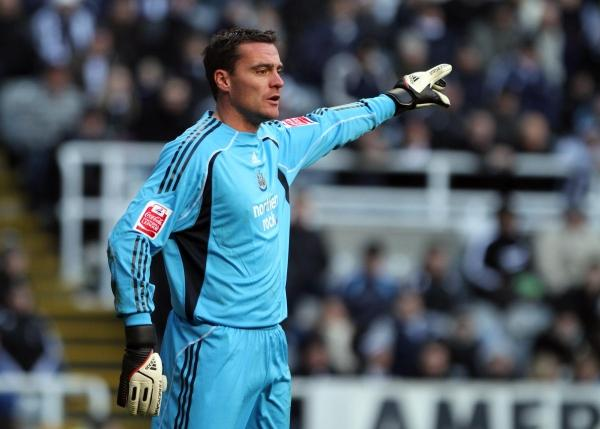 The Advertiser Series: WEMBLEY WOE: Steve Harper suffered FA Cup final heartbreak at Wembley while playing for Newcastle United