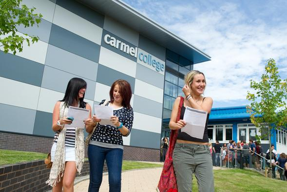 The Advertiser Series: Carmel College has been given permission to extend