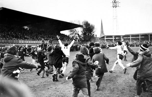 The Advertiser Series: BAD MEMORIES: Newcastle United fans might not like, but Hereford United's third-round win over the Magpies encapsulated the magic of the FA Cup