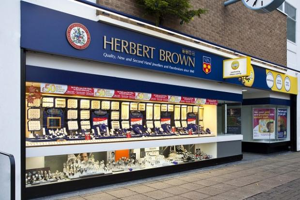 The Advertiser Series: A Herbert Brown store, which is part of the Albemarle and Bond group. Albemarle bosses have abandoned sale plans