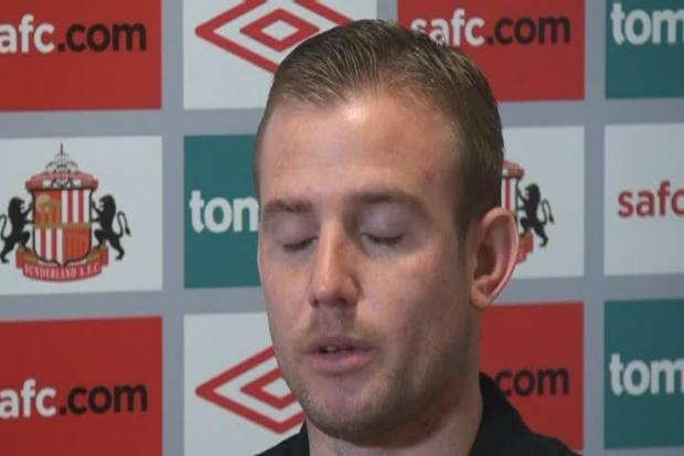 The Advertiser Series: NO DEAL: Lee Cattermole's proposed move to Stoke has collapsed