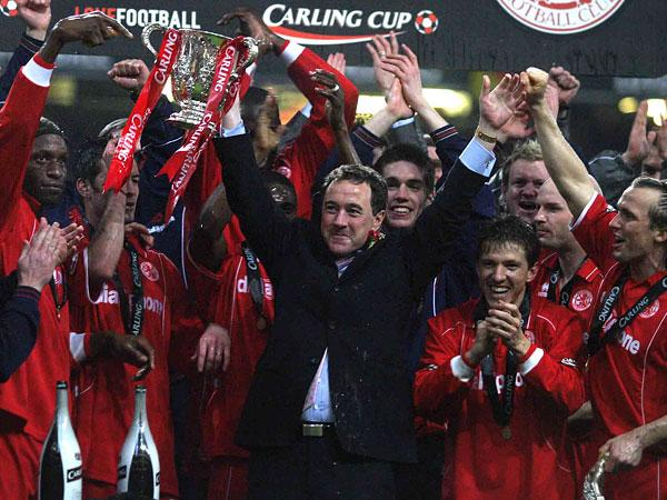 The Advertiser Series: MILLENNIUM MEMORIES: The end of this month marks the tenth anniversary of Middlesbrough's Carling Cup success