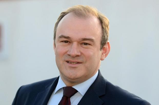 The Advertiser Series: Edward Davey, Energy and Climate Change Secretary