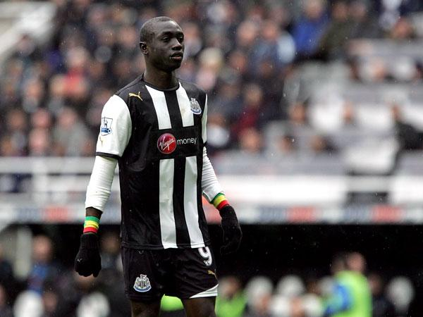 Pardew confident Cisse will hit goal trail