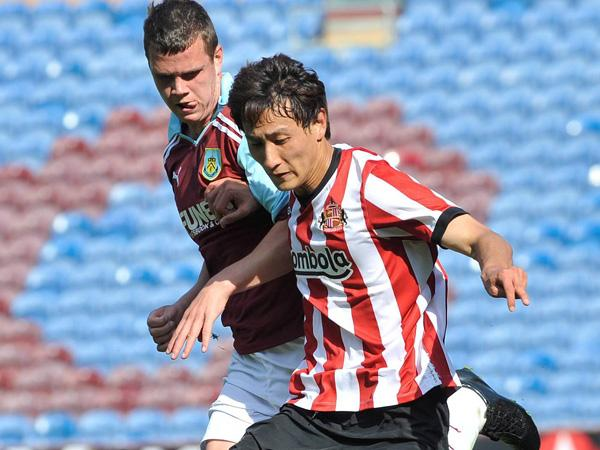 The Advertiser Series: INELIGIBLE: Ji Dong-won played in four Premier League games and a Capital One Cup tie for Sunderland this season even though he did not have the necessary international clearance