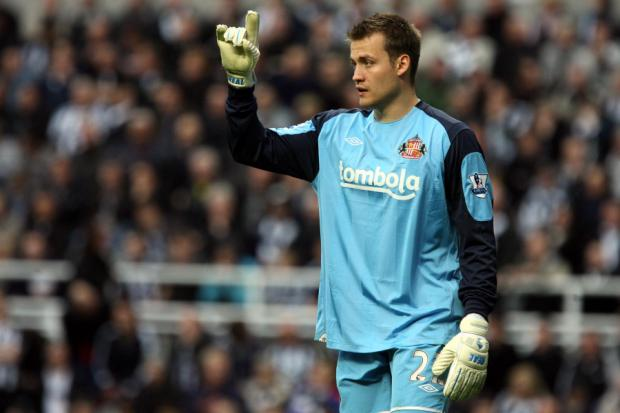 NUMBER ONE: Simon Mignolet