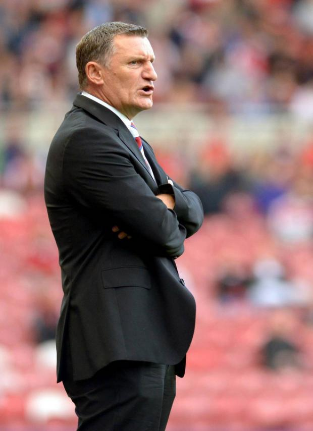 SELECTION HEADACHE: Tony Mowbray