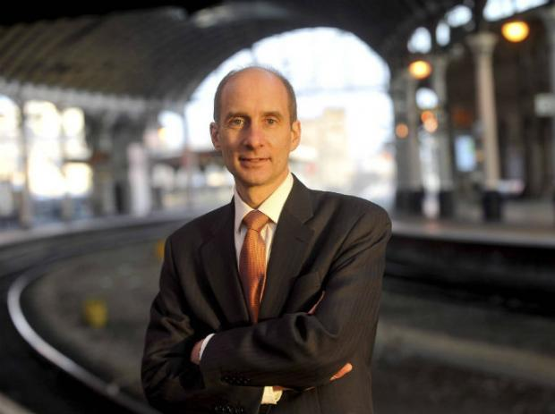 PEER REVIEW: Lord Andrew Adonis, who is set to lead an economic review into the region's economy, setting out a long-term strategy for growth.