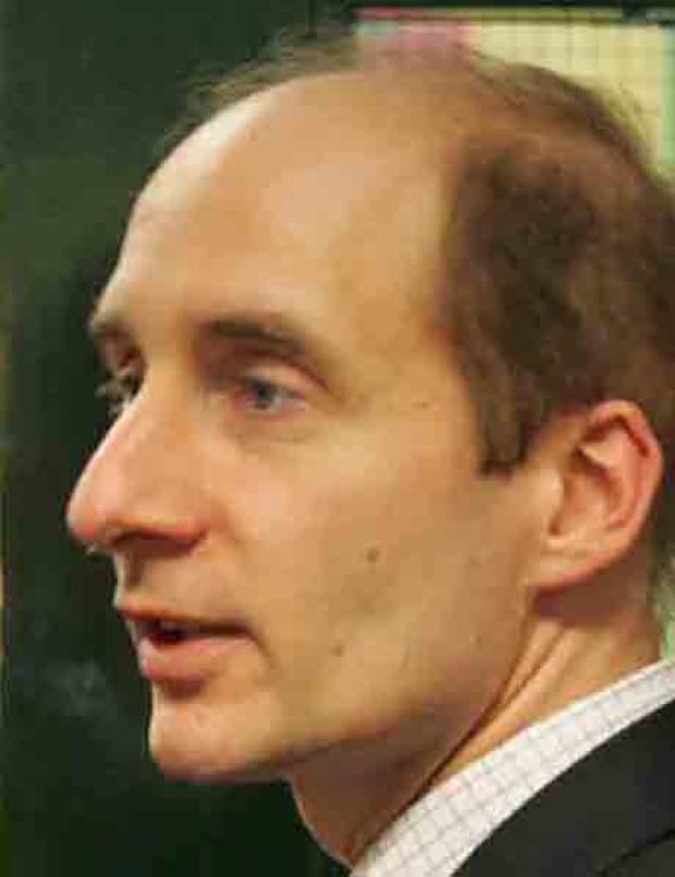 VISITING THE NORTH-EAST: Lord Andrew Adonis