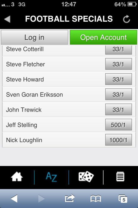 Nick Loughlin, Hartlepool Manager?