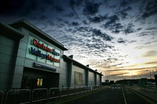The Advertiser Series: Durham Tees Valley Airport