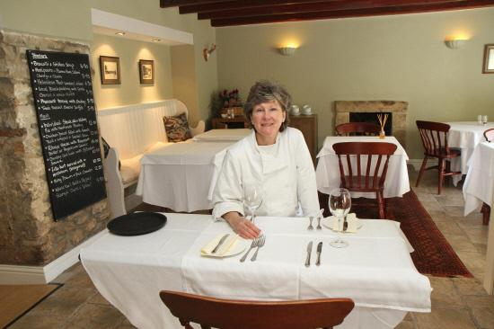 Jane Ratcliffe of The Hack & Spade pub at Whashton, which has just re-opened boasting five, luxury en-suite bedrooms and intimate dining for 20