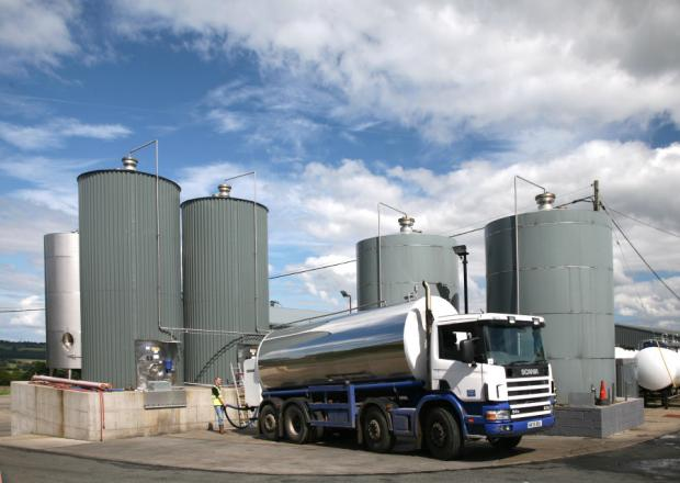 The Advertiser Series: EXPANSION PLANS: Lanchester Dairies has agreed a contract to process milk for Hanover Dairies, of Blaydon