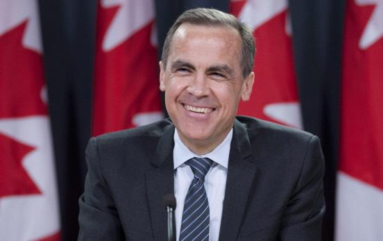 The Advertiser Series: Economists said the interest rate fall would ease pressure on the Bank of England (pictured, Governor Mark Carney) to raise interest rates