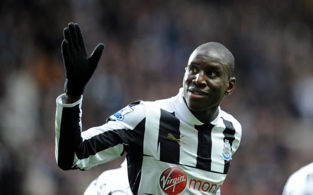 The Advertiser Series: Lack of action: Demba Ba