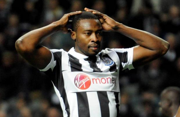 The Advertiser Series: WE BELIEVE: Shola Ameobi insists Newcastle haven't given up on a top-six finish