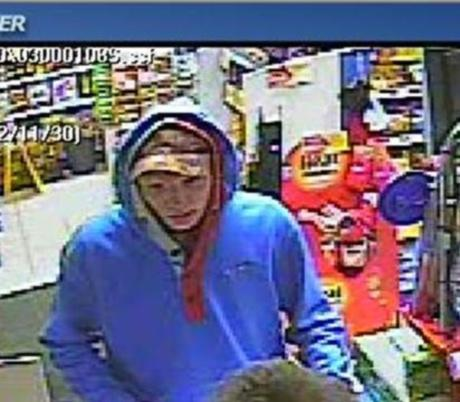 Suspect wanted over fuel theft