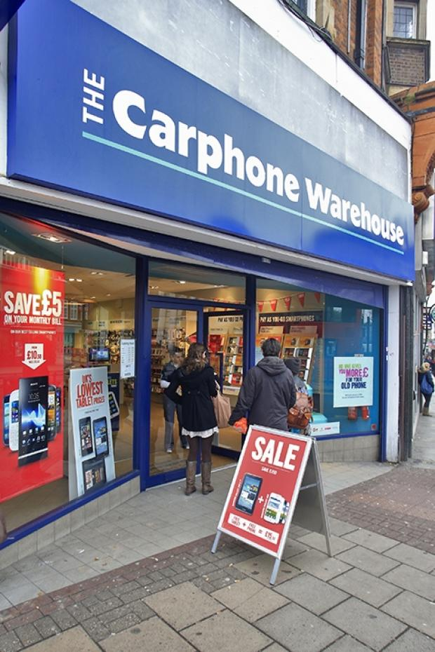 The Advertiser Series: Dixons Retail Group and Carphone Warehouse are in merger talks