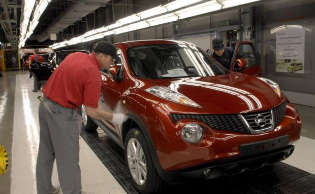 The Advertiser Series: HOMEGROWN: Nissan's Sunderland plant produced a third of all cars made in the UK last year