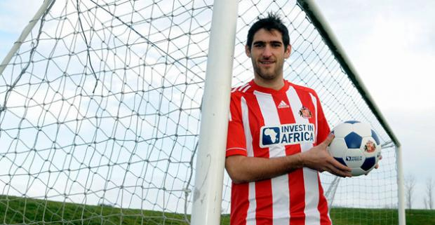 NEW BOY: Danny Graham