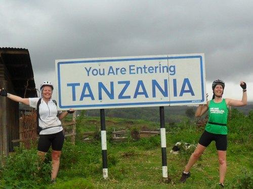 The Advertiser Series: AFRICAN TRIP: Michelle Thompson, right, with Melanie Lancaster on their recent African challenge