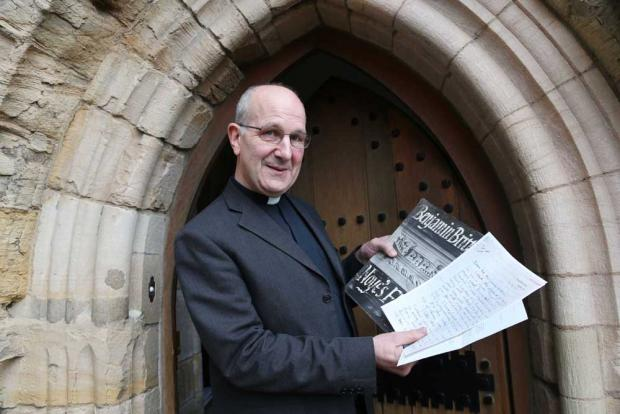 The Advertiser Series: The Very Reverend Michael Sadgrove, Dean of Durham