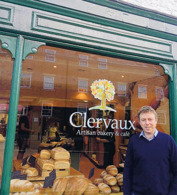 The Advertiser Series: CHANCE TO LEARN: Rick McCordall, director of Clervaux Artisan Bakery and Cafe