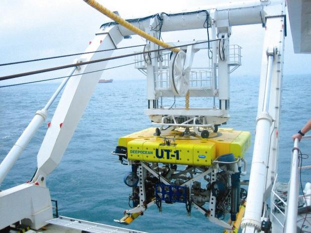 TECHNICAL EXPERTISE: DeepOcean has a highly-skilled engineering workforce to carry out its contracts