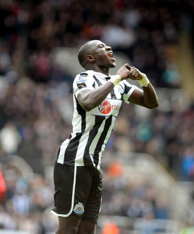 The Advertiser Series: HAMSTRING STRAIN: Moussa Sissoko is set to be sidelined for the next three weeks