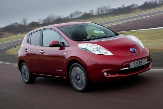 Production of the Nissan Leaf will start in Sunderland later this month