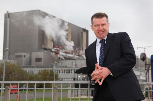 The Advertiser Series: George Rafferty, NOF Energy chief executive