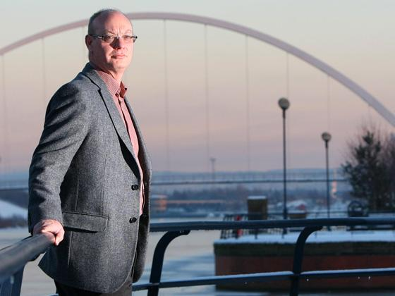 The Advertiser Series: Stephen Catchpole, Tees Valley Unlimited's managing director