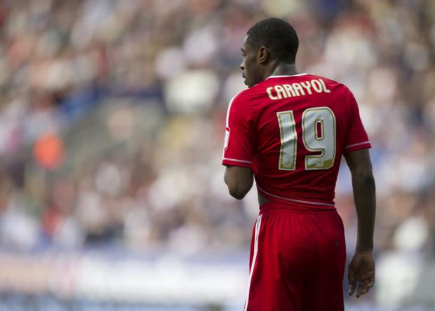 The Advertiser Series: AXED: Mustapha Carayol was dropped from the Middlesbrough squad for Saturday's 0-0 draw with Leeds