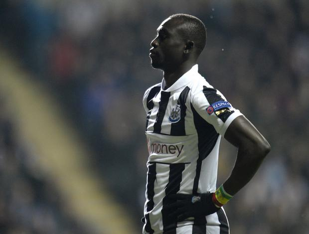 The Advertiser Series: Papiss Cisse could still leave St James' Park this month