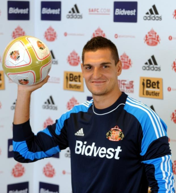 The Advertiser Series: STAR MAN: Vito Mannone has made a major impact at Sunderland since his summer move from Arsenal