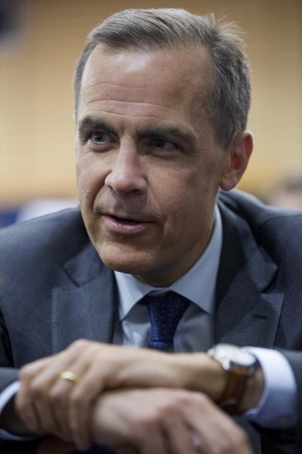The Advertiser Series: Mark Carney, the Bank of England Governor
