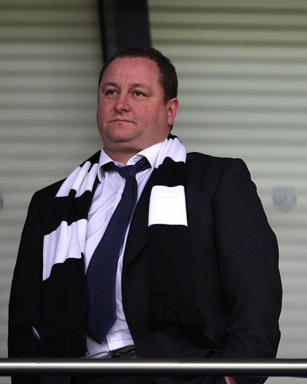 The Advertiser Series: NO CHANGE: Mike Ashley will not be modifying his preferred financial model, according to new Newcastle managing director Lee Charnley