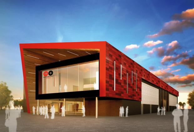 The Advertiser Series: Artist's impression of Middlesbrough College's £20m STEM Centre of Excellence