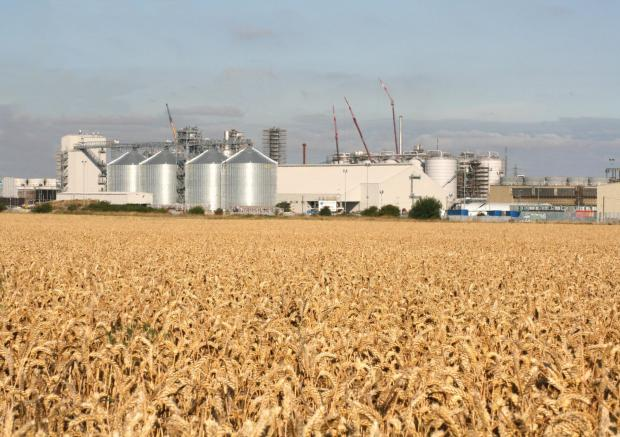 The Advertiser Series: The Ensus bioethanol plant on Teesside
