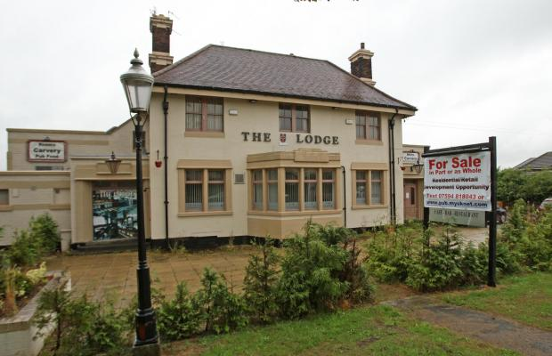 The Advertiser Series: The Lodge pub, Durham