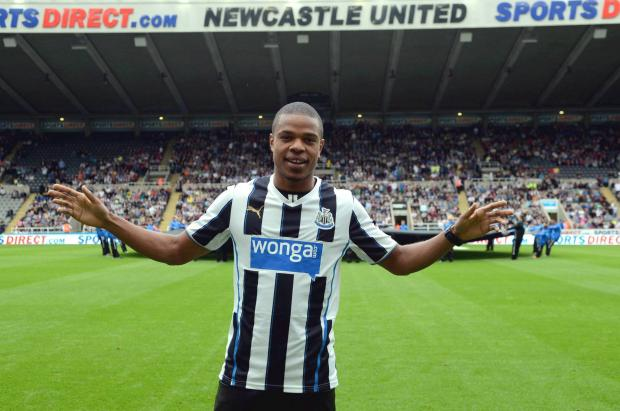 The Advertiser Series: STILL SIDELINED: Loic Remy will not be involved when Newcastle travel to Stoke tomorrow