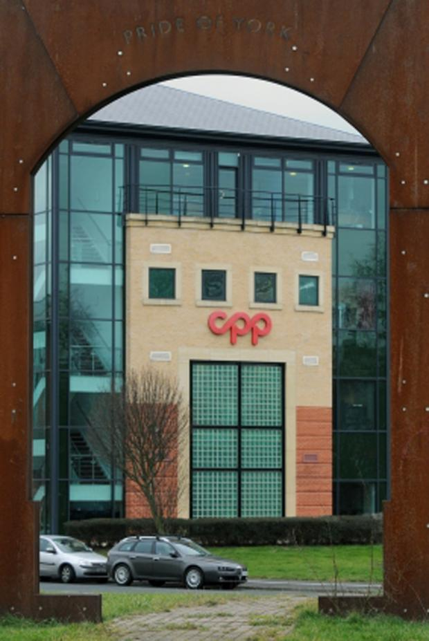 The Advertiser Series: The headquarters of CPP in York