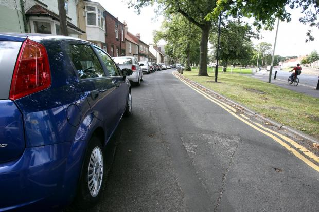 The Advertiser Series: CONTENTIOUS ISSUE: Street parking near Cockerton Green