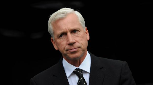 The Advertiser Series: FINED: Alan Pardew has been fined by Newcastle United