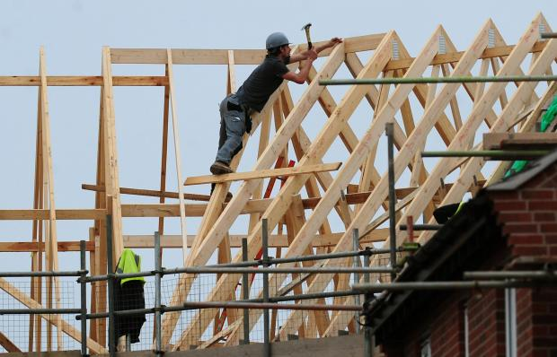 The Advertiser Series: The latest RICS construction market survey says the industry continues to pick up, but it has issued a warning over skills shortages