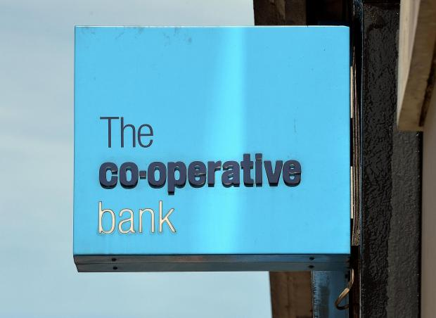 The Advertiser Series: The Co-op's banking arm has suffered a setback