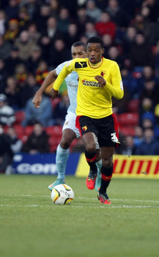 The Advertiser Series: NEW BOY: Nathaniel Chalobah